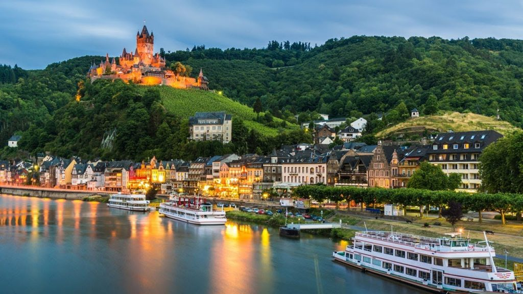 Rhine – Romantic River